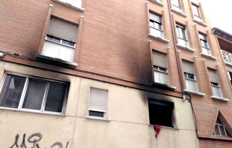 incendio calle imperial una herida intoxicada (1)