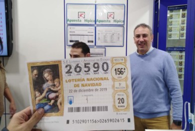 loteria carrefour fernando petisco lotero