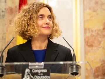 meritxell batet presidenta congreso