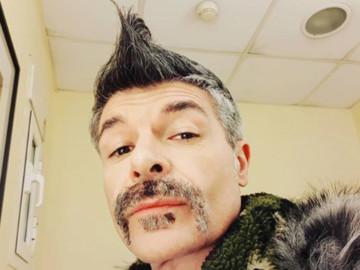 Nacho Guerrero. Foto. Instagram.