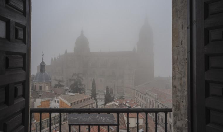 En Nochebuena y Navidad los fenómenos de mayor riesgo serán las niebla y heladas nocturnas en zonas del interior