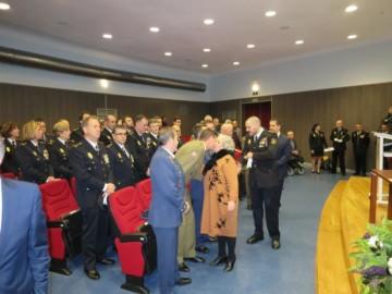 La Policía Nacional celebra su 196º aniversario de su fundación.