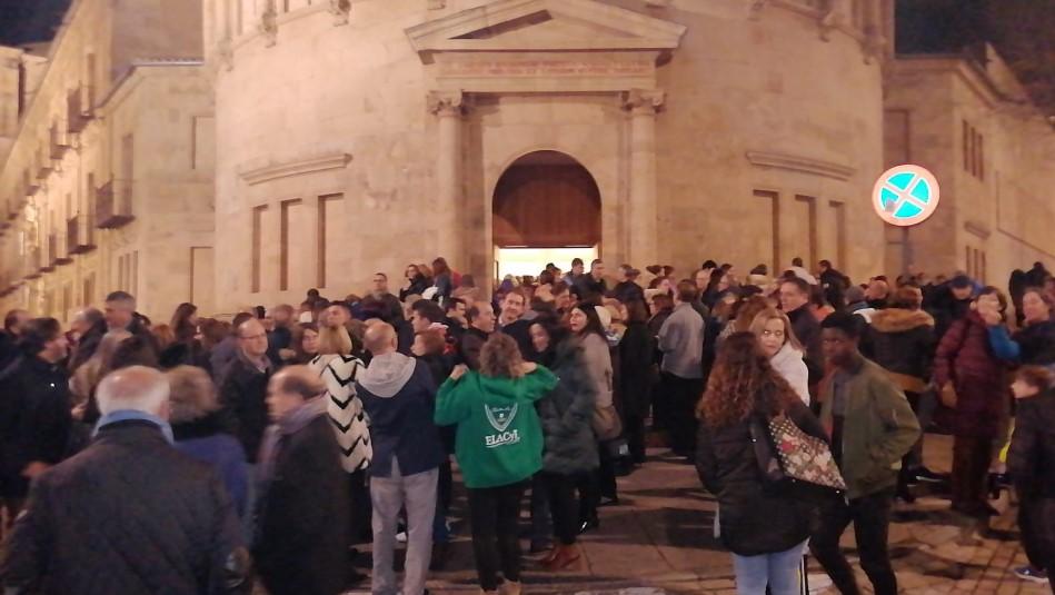 auditorio fonseca evacuado cruz roja 2