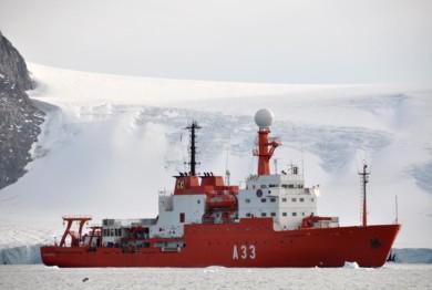 buque oceanografico hesperides