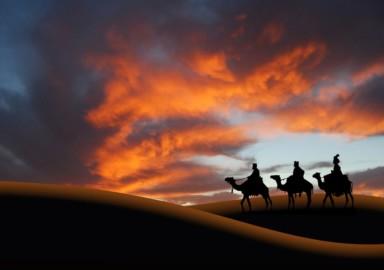 Los Reyes Magos llegan a Salamanca bajo cero, la noche del domingo 5 hará mucho frío en las calles de la ciudad.
