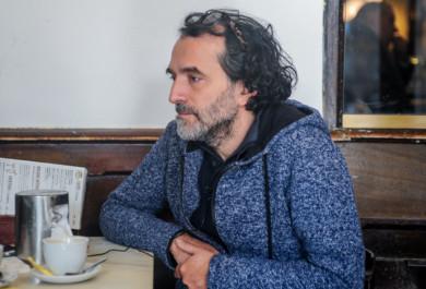 Chema de la Peña está inmerso en su último proyecto La luz del silencio que se rodará en Béjar, Candelario y La Alberca.