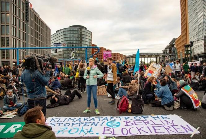clima protestas jovenes