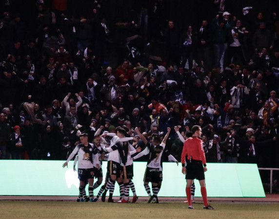 David Arranz ICAL. Unionistas Real Madrid. Copa del Rey (1)