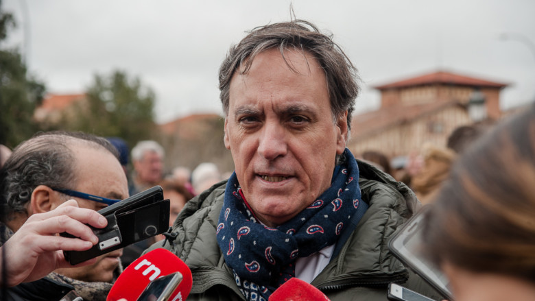 Carlos García Carbayo, alcalde de Salamanca.