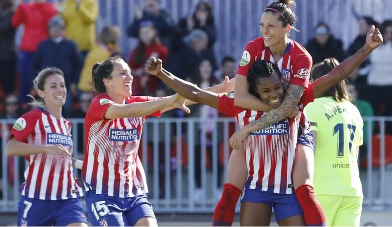 futbol femenino atletico madrid