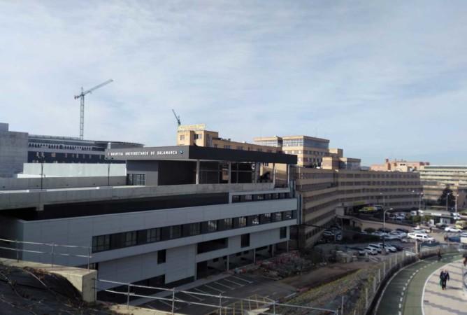 hospital nuevo y clinico
