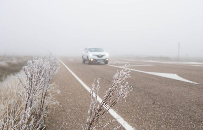 J. L. Leal / ICAL. Aemet lanza un aviso por nivel amarillo ante la previsión de nieblas.
