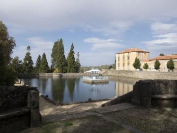 Jesús Formigo / ICAL Jardín renacentista de 'El Bosque' en la localidad salmantina de Béjar