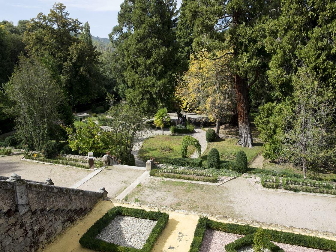 Jesús Formigo / ICAL Jardín renacentista de 'El Bosque' en la localidad salmantina de Béjar.
