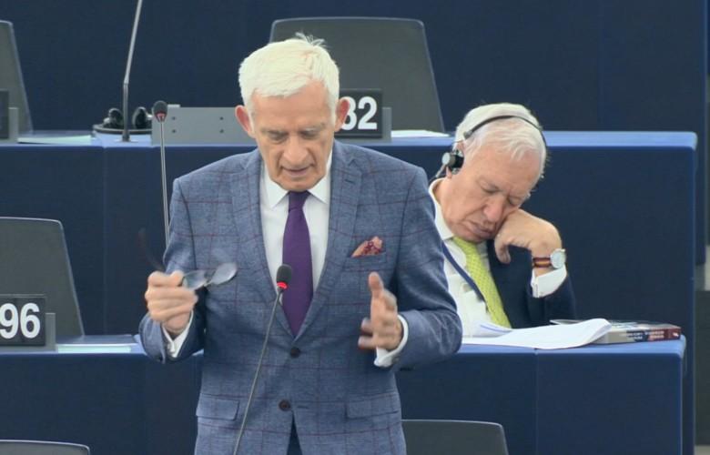 J. M. García Margallo, ex ministro de Rajoy y ahora eurodiputado.