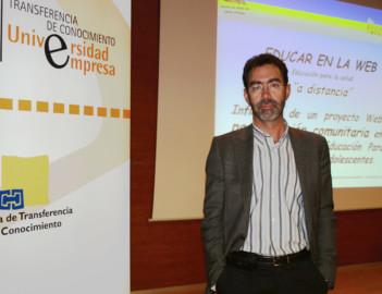 Jesús Ignacio Nogales Carpintero. Foto. Dicyt.
