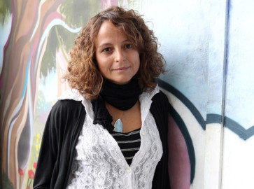 Juan Lázaro / ICAL La directora de cine Mariela Artiles