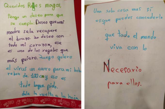 La carta de una hija cuya madre tiene ELA.