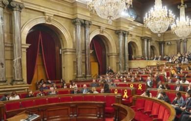 parlament parlamento cataluña