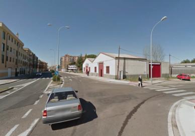 Puente Ladrillo contará con una rotonda entre las calles Jesús Arambarri y Fuenteguinaldo.