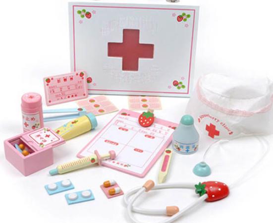 Los farmacéuticos alertan sobre los juguetes que incluyen réplicas de medicamentos