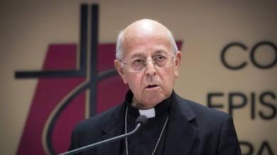 Ricardo Blázquez, arzobispo de Valladolid.