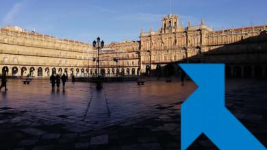 Salamanca recibe por segundo año consecutivo la distinción de 'La Pajarita Azul' por su gestión en el reciclaje del papel y cartón.