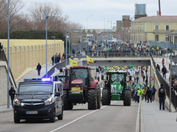 tractorada campo agricultura (1)