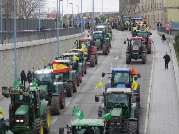tractorada campo agricultura (10)