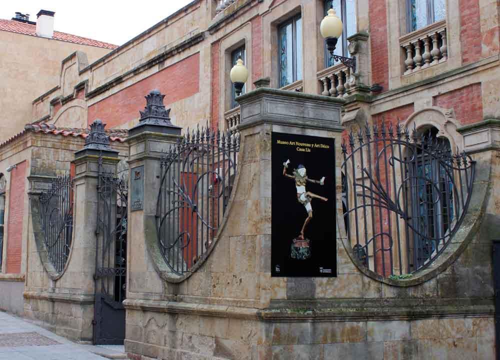 La Casa Lis de Salamanca.