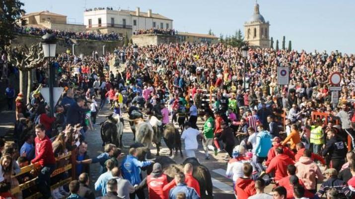ciudad rodrigo carnaval