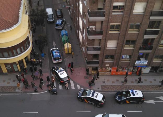 policia garrido violencia machista