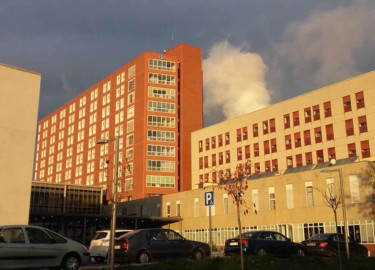 Hospital-Río-Carrión palencia