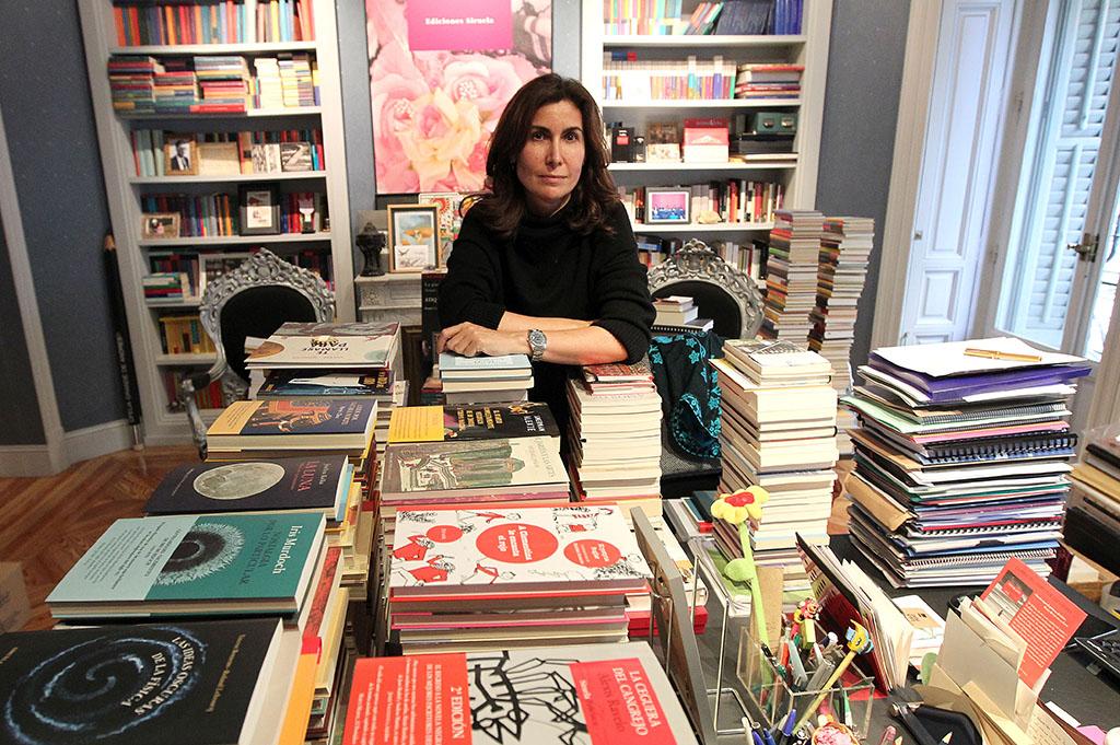 ICAL. La directora de la editorial Siruela, Ofelia Grande.