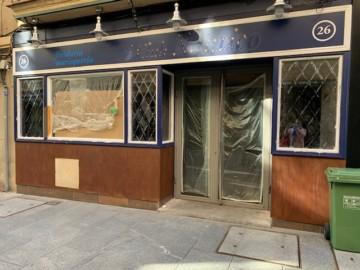 El nuevo restaurante, Vacavieja, ocupará el espacio que dejó el Club Náutico en la calle Espoz y Mina.
