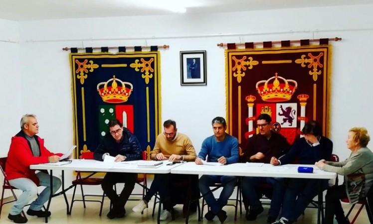 Pleno del Ayuntamiento de Serradilla del Arroyo celebrado este viernes, 31 de enero de 2020.
