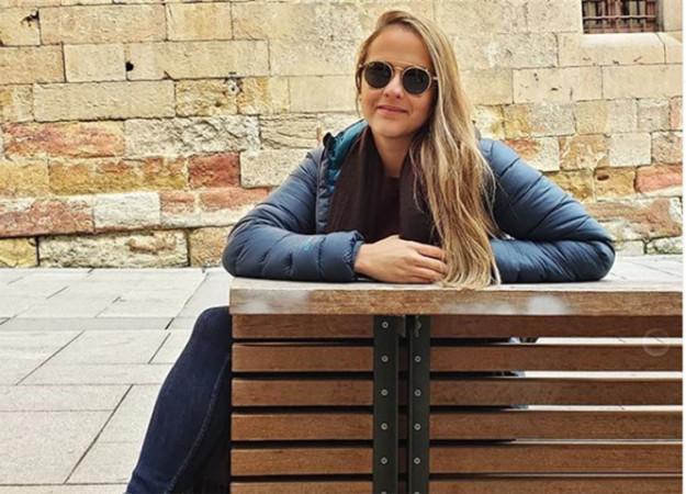 María Gracia Sosa, profesora de la Escuela de Hostelería de Salamanca, y ganadora en Uruguay del talent MasterChef.