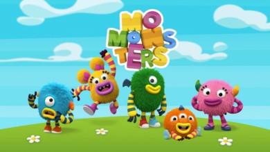 El lunes se reparten las invitaciones para el estreno de la serie infantil 'Momonsters' en el teatro Liceo.