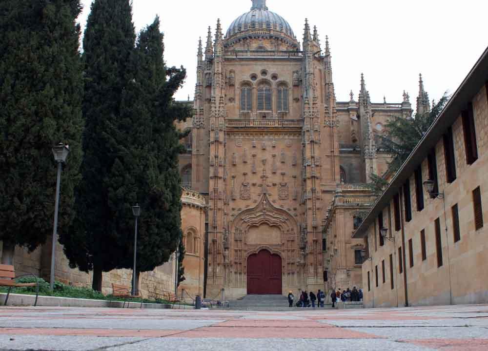 Patio Chico, Salamanca.