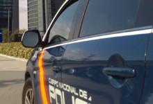 Policía Nacional coche.