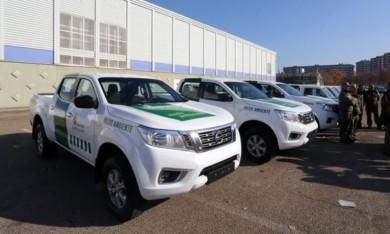 vehiculos flota forestal 2017 ical 2