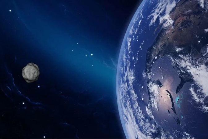 asteroide tierra