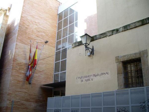 Conservatorio Profesional de Música de Salamanca.