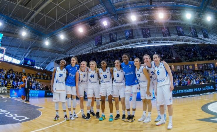 copa baloncesto femenino avenida a la final