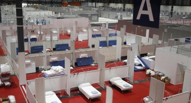 coronavirus hospital ifema