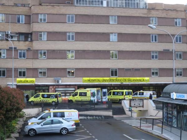 coronavirus hospital clinico (