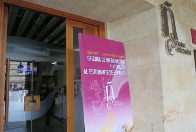 cursos español oficina plaza mayor