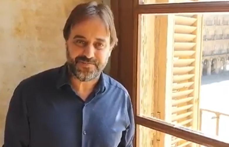 Fernando Castaño, concejal y teniente de aldalde del Ayuntamiento de Salamanca.