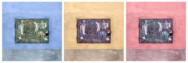 Fotografía de Pablo de la Peña perteneciente a la exposición: Diálogo con la pared, Hotel Hospes, Palacio de San Esteban, Salamanca.