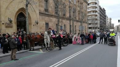 La comunidad de andaluces en Salamanca celebra el Día de Andalucía. (1)